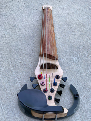 7 String Dragonfly Electric Violin