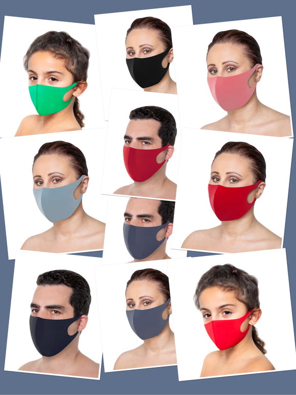 Uriel USA is now selling masks for kids and adults