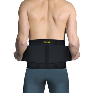 URIEL Adjustable Lumbar Back Brace for Stenosis and Back Pain