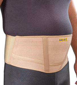 URIEL Abdominal Belt |  Support for Hanging Belly, Weak Abdomen and Lower Back Muscles