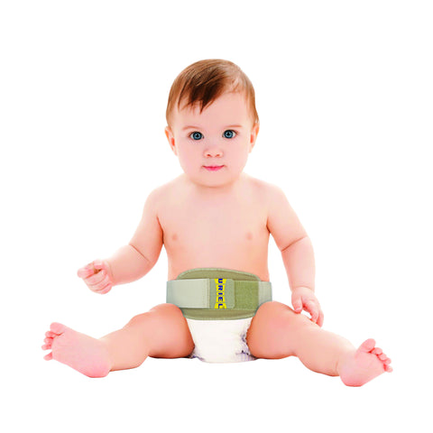 Uriel Meditex Infant & Child Umbilical Navel Hernia Belt