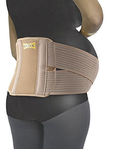 Uriel Maternity Belt Before and After Pregnancy belt. Lift  your growing belly.  Reduce strain on your back muscles Alleviate pelvic pain by limiting the mobility of your pelvic joints. Relieve pressure on your bladder Increase postural stability, which can weaken during pregnancy as your center of gravity shifts Reduce discomfort during exercise