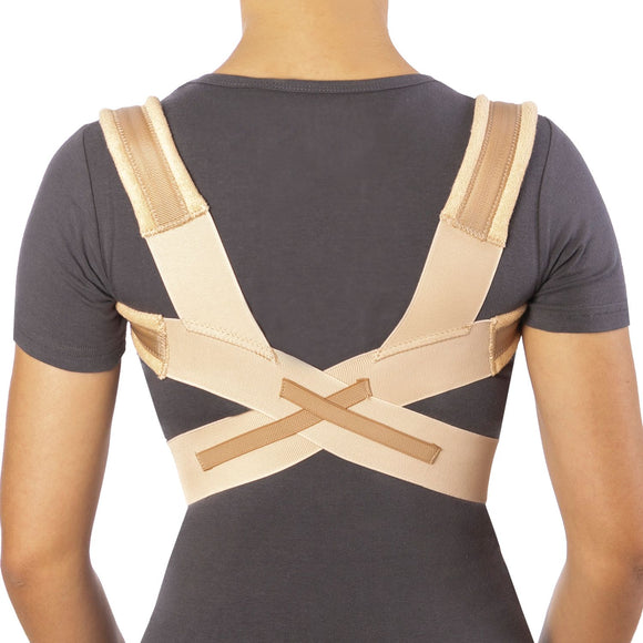 URIEL Shoulder Posture Brace For Upper Back To Align Clavicle Joints