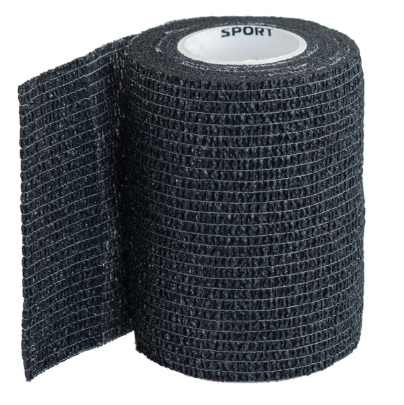 URIEL Cohesive Bandage | Self Adherent Tape for Sports Injuries 7.5 cm x 4.5 m (3 in x 14.8 ft)