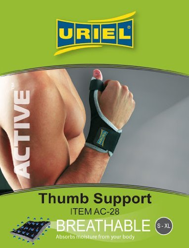 URIEL Active Neoprene Thumb Support