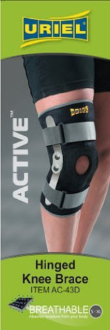 Uriel Meditex Active Hinged Knee Brace