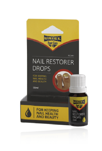 URIEL Nail Restorer Antifungal Drops | Mycotic nail treatment