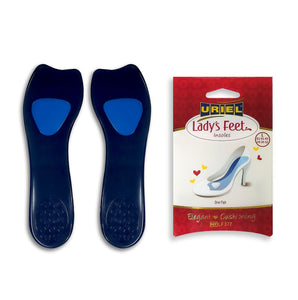 URIEL Lady's Feet Insoles for High-Heeled Shoes - Small