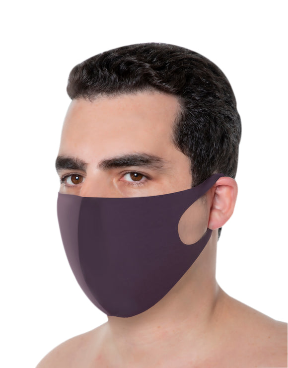 URIEL Reusable Face Mask | Stretch Fabric | Multiple Sizes