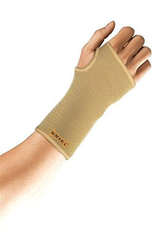 URIEL Pull-On Wrist Bandage for Carpal Tunnel Syndrome, Tendinitis and Sprains