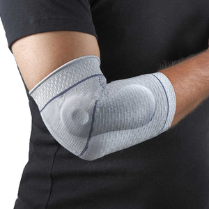 URIEL Elbow Support with Silicone Cushions