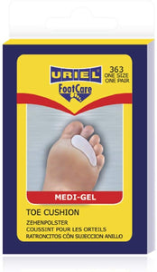 URIEL Medi-Gel Hammer Toe Cushion