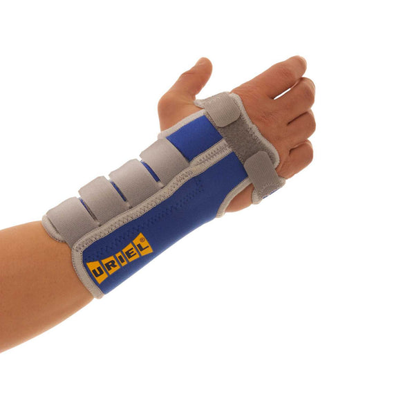 URIEL Bilateral Thermal Wrist Splint