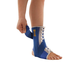 URIEL Neoprene Ankle Splint with Bilateral Protection