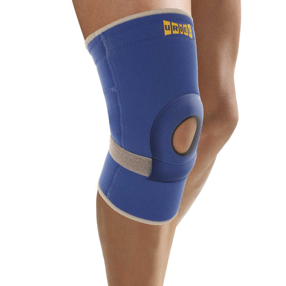 URIEL Thermo Neoprene Knee Support and Patella Strap Combo Brace