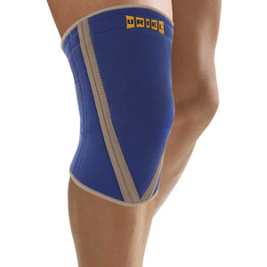 URIEL Thermo Neoprene Cross Cut Compression Knee / Patella Sleeve