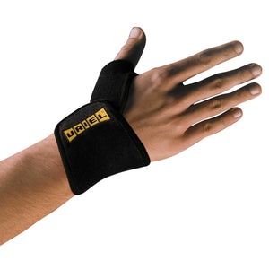 URIEL CMC Wrist & Thumb Support.  Uriel Active Wrist Brace is recommended for treatment of carpometacarpal (CMC) osteoarthritis, basal thumb arthritis, De Quervain's tenosynovitis or trapeziometacarpal arthritis, trigger thumb and pain related to excessive or reptative thumb motion   Stabilizing strap ensures wrist and thumb support can be worn in a number of positions Water resistant neoprene covered with Lycra fabric on both sides and breathable air mesh elastic for comfortable all-day wear