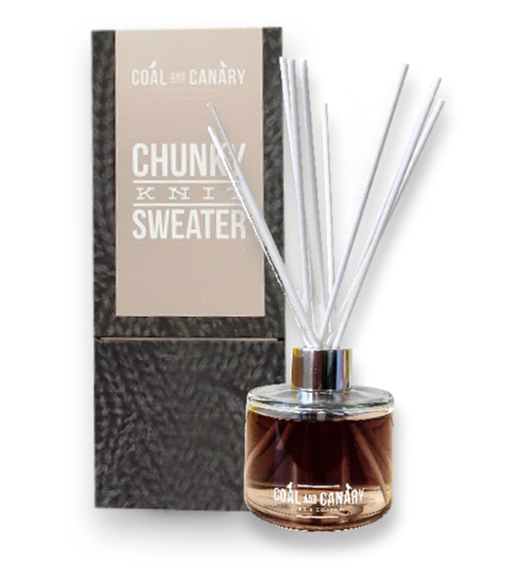 CHUNKY KNIT SWEATER DIFFUSER