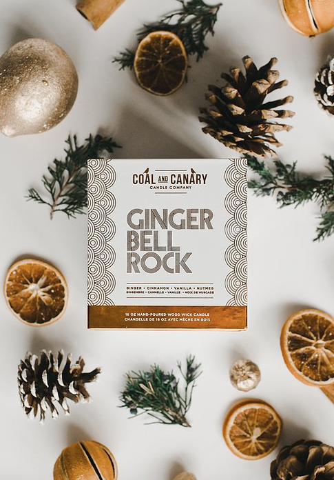 GINGERBELL ROCK METALLIC