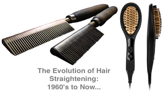 Hair Straightening Brushes – A Personal Taste of History