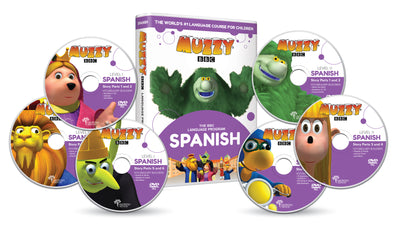 Children Learn Languages DVD