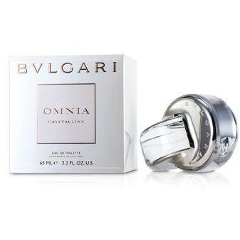 Bvlgari Omnia Crystalline for Women EDT 2.2 oz 65 ml