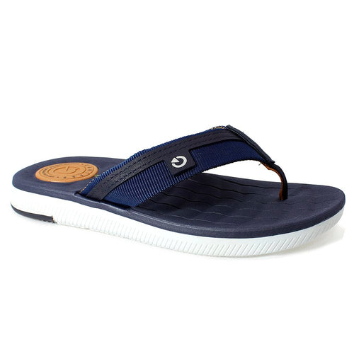 Cartago Men's Napoles Comfort Sandal White/Blue 2003211404