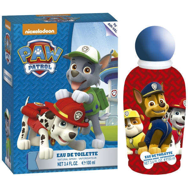Nickelodeon Paw Patrol Eau De Toilette 3.4 oz 100 ml