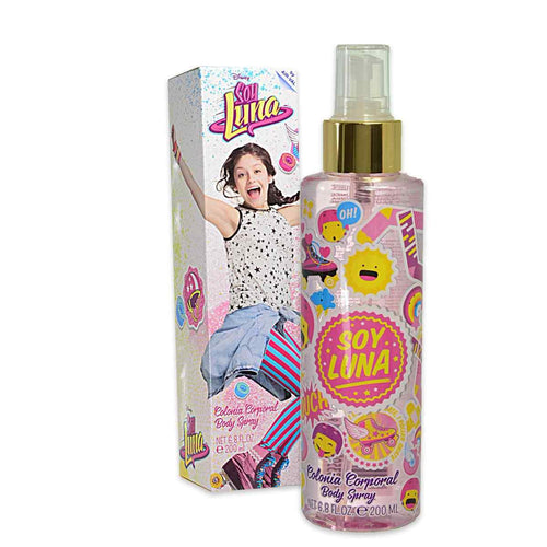 Disney Soy Luna Eau De Cologne Body Spray 6.8 oz 200 ml