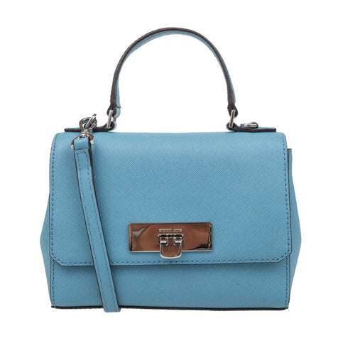 Michael Kors Callie Extra-Small Crossbody Satchel Sky (35F6SYAC1L)