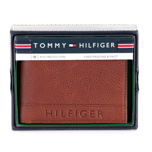 Tommy Hilfiger Fixed Passcase & Valet (31TL220084)