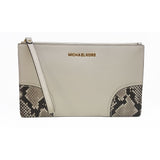 Michael Kors Hattie LG Zip Clutch Leather (35F7GH0W3E)