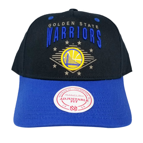 Mitchell & Ness NBA Floater Snapback Warriors (BH78AM)
