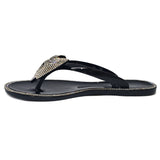 Victoria Adames Miami Jelly Sole Sandals