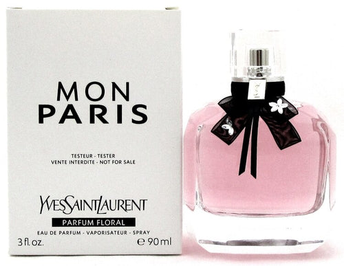 Yves Saint Laurent Mon Paris EDP 3.0 oz 90 ml TESTER in white box