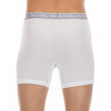 Michael Kors Soft Touch Boxer Brief 3-Pack White SMALL