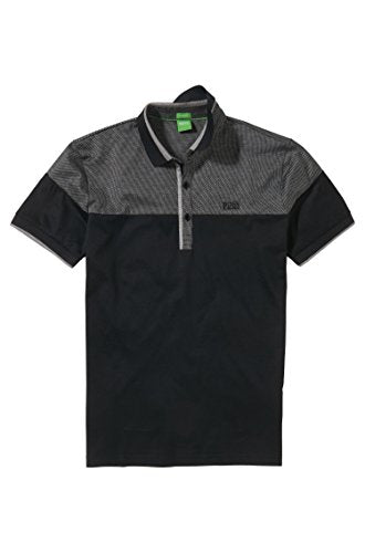 Hugo Boss Pavel Jaquard Print Modern Fit Polo