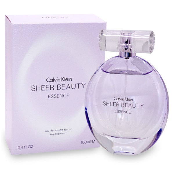 Calvin Klein Sheer Beauty Essence EDT 3.4 oz 100 ml Women