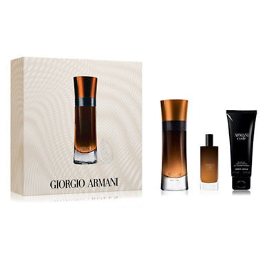 Giorgio Armani Code Profumo Gift Set EDT 2.0 oz Men