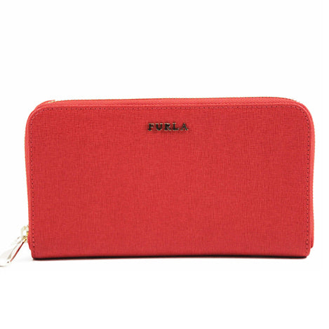 Furla PN08 Babylon Zip Around Wallet Hibiscus (762417)