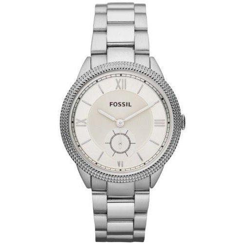 Fossil ES3062 Sydney Three Hand Stainless Steel Watch