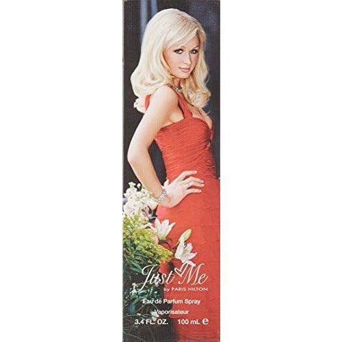 Paris Hilton Just Me Eau De Parfum Spray 3.4 oz