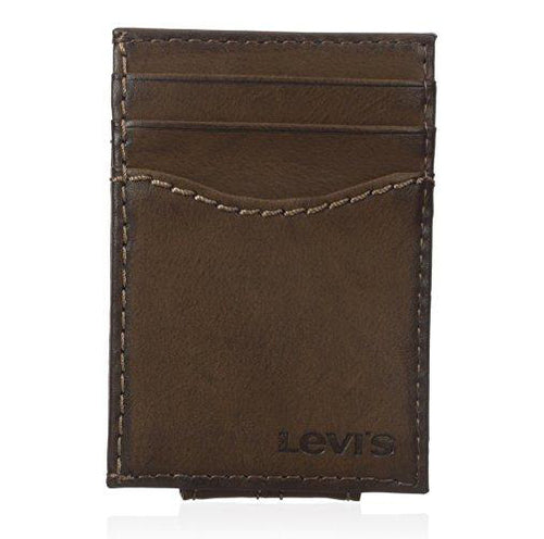 Levi's Magnetic Card Case Wallet