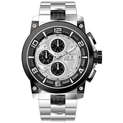 BTECH Watches BT-CD-612-01 Delta Multifunction