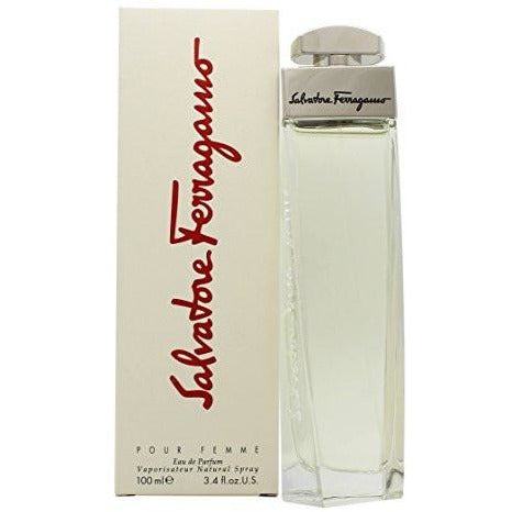 Salvatore Ferragamo By Salvatore Ferragamo For Women. EDP Spray 3.4 oz