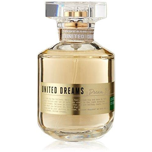 Benetton United Dreams Dream Big EDT 2.7 oz Women