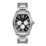 Men's Black Dial Stainless Steel 12026G3