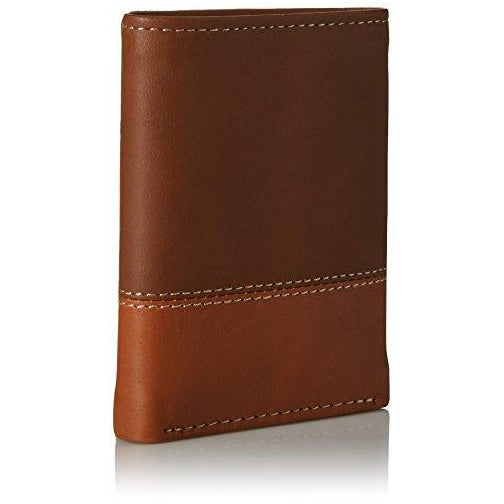 Timberland Men's Hunter Color-Block Trifold Wallet