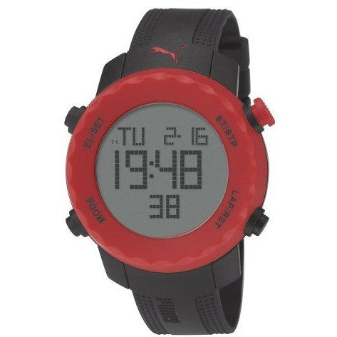 PUMA Men's Sharp Digital Watch (PU911031005)