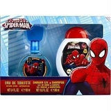 Ultimate Spider Man Marvel Gift Set Kids 2 pc
